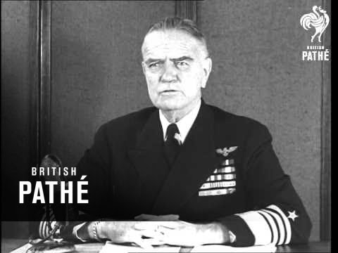 Admiral Halsey Reports (1940-1949)