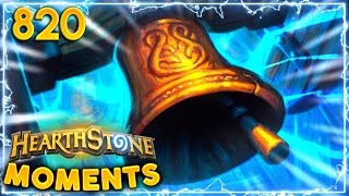 For Whom The Bell Tolls | Hearthstone Daily Moments Ep.820