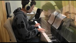 Video Rasmus Seebach - Fri - Piano Cover - Slower Ballad Cover download MP3, 3GP, MP4, WEBM, AVI, FLV September 2017