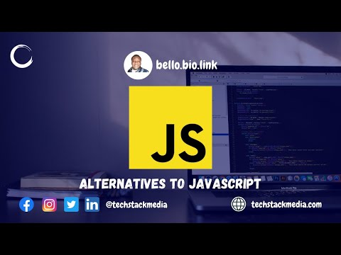 Alternatives to JavaScript - 2