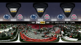 On The Field Live After The Osu Buckeyes' Win Over Penn State