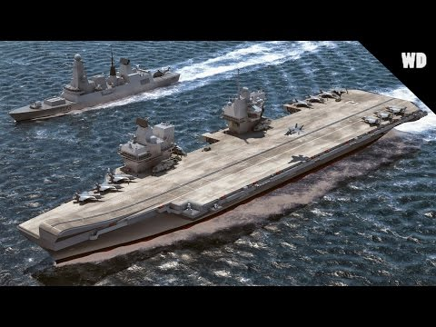 HMS Queen Elizabeth: Information Video Two
