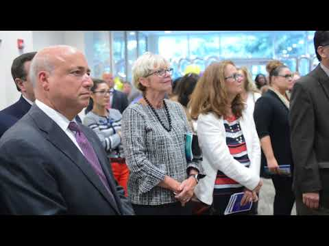 Hudson County Community College S.T.E.M Building Grand Opening