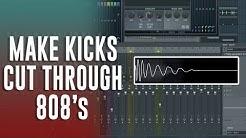 MAKE YOUR KICKS CUT THROUGH THE 808