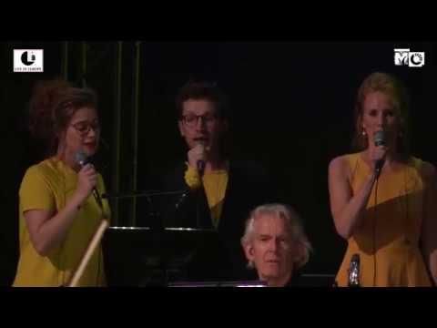 Edgar Burgos m.m.v. Dario Fo  & het Metropole Orkest-  Na Fun San Ede