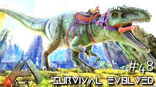 Ark survival evolved giganotosaurus taming solo giga season ark survival evolved gigatron returns lvl 200 giganotosaurus season 3 malvernweather Choice Image
