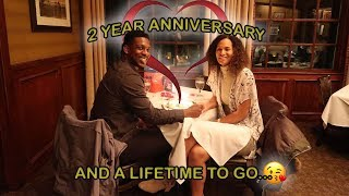 CELEBRATING 2 YEAR MARRIAGE ANNIVERSARY