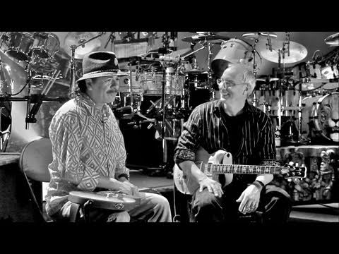 Carlos Santana with Paul Reed Smith | Musician's Friend Excl
