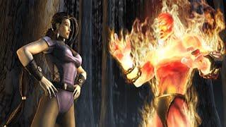 [TAS] Mortal Kombat Unchained - Kitana (PSP)