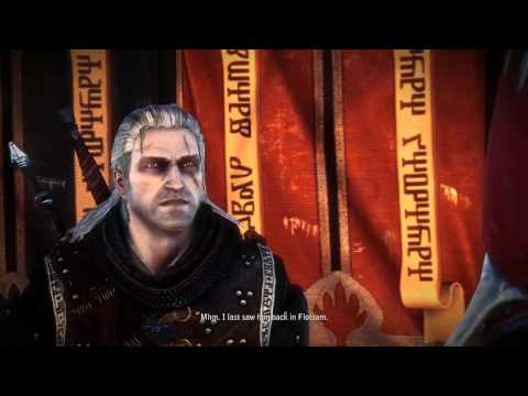 Azoic's Game-Along | The Witcher 2 - The Rotfiend Contract & Dethmold Storytelling (Part 046)