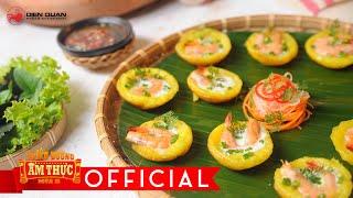 Thiên Đường Ẩm Thực Mùa 2 | Bánh Việt | Bánh khọt