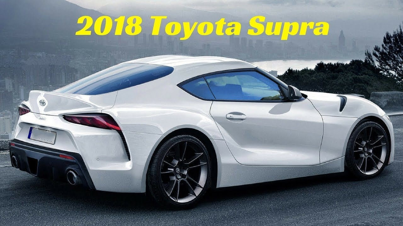 2018 Toyota Supra The True Japanese Sports Car We Ve Been Waiting
