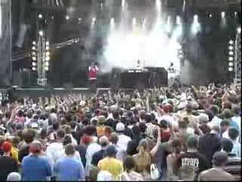 Samy Deluxe - Zurück (live)