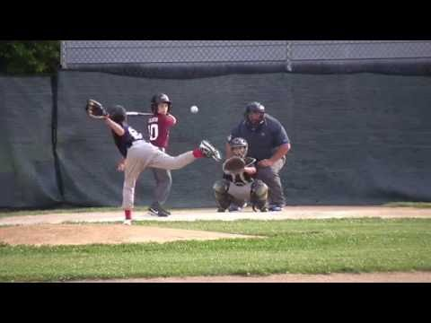 Bangor Slaters Reinhart vs Williams Yankees 6 20 2016