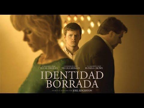 IDENTIDAD BORRADA - Joel Edgerton realiza una película más que necesaria sobre la libertad y la aceptación