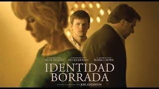 Identidad Borrada   Trailer subtitulado en español