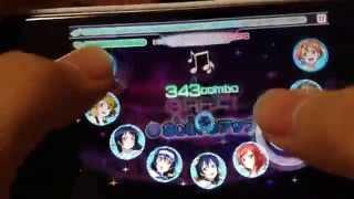 スクフェス [日替わり/超難関]Beat in Angel 親指勢 フルコン thumbnail
