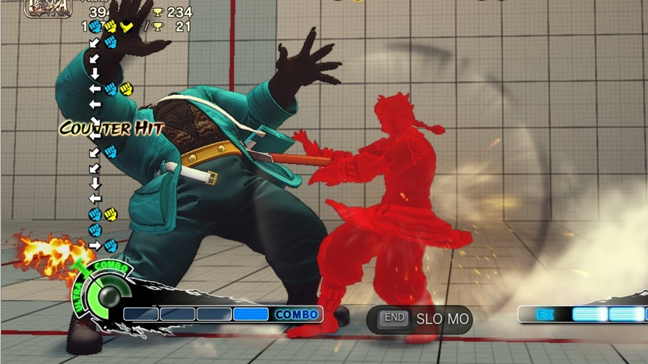 USF4 ▶ Daily dose of hype