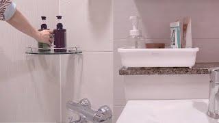SUB) 유지하기 쉬운 욕실 정리 청소 Tipㅣ천연세제…