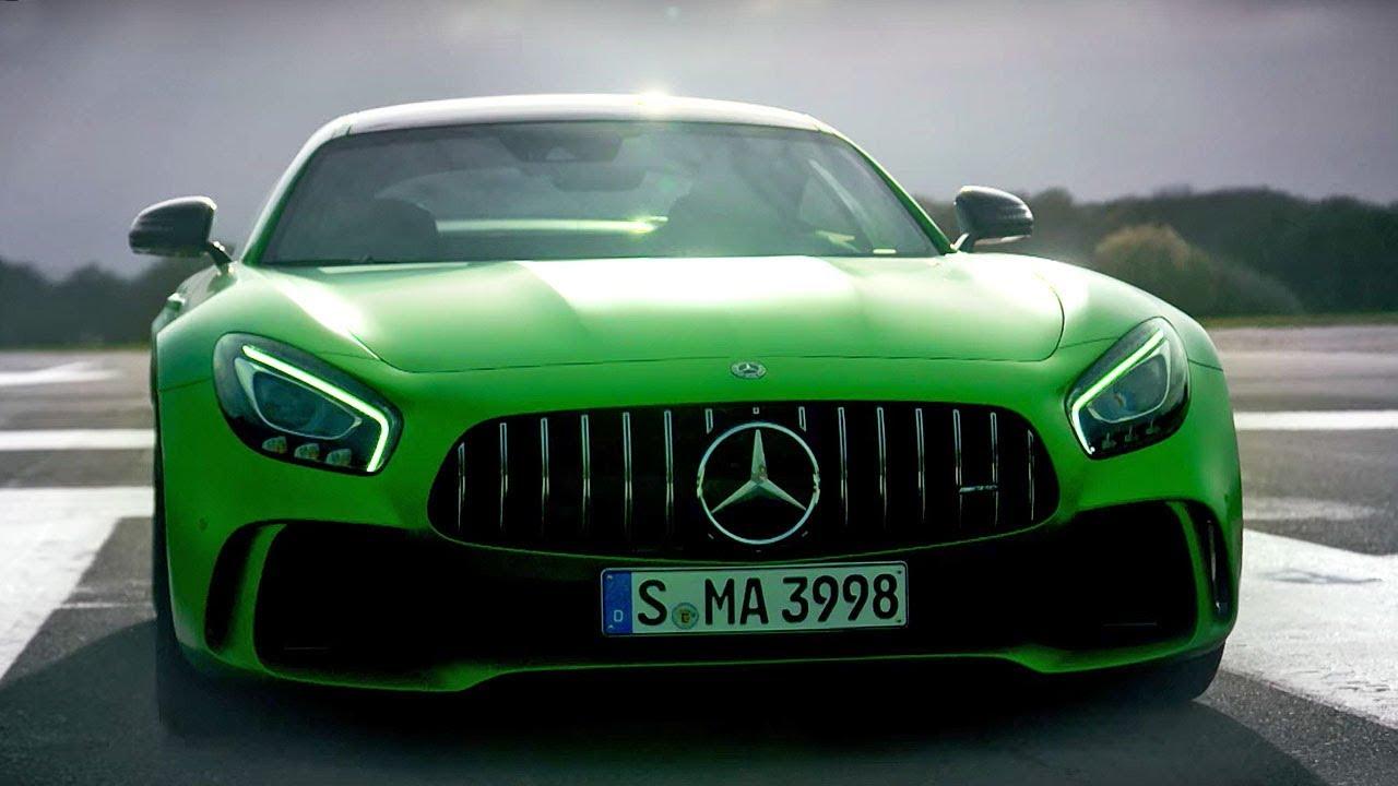Mercedes Amg Gt R Top Gear Series 24 Bbc
