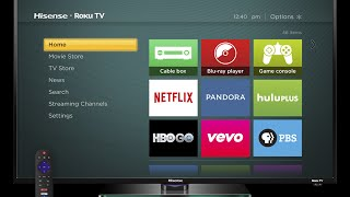 01. Hisense Roku TV Unboxing + First Glance