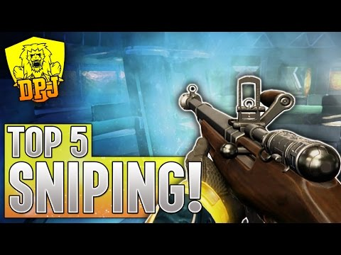 Destiny: Amazing Sniping Plays - Top 5 Sniper Clips Of The Week / Episode 385