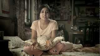 New VODAFONE ad . cute girl