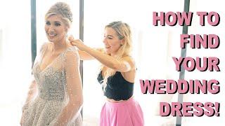 Wedding Dress Trunk Show Tips!