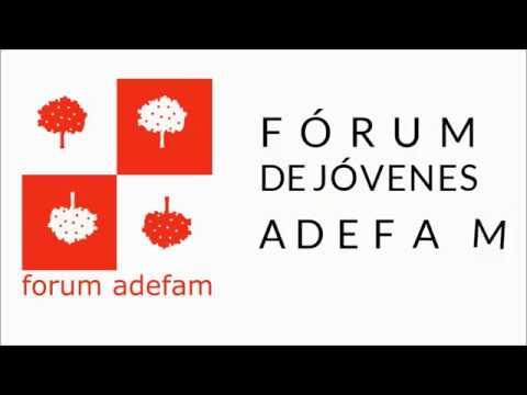 Vídeo actividades Fórum de Jóvenes ADEFAM (junio 2018 - junio 2019)