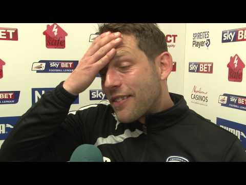 Leam Richardson Post Oxford United