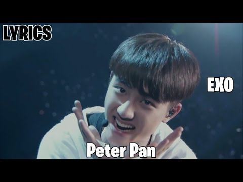 //LYRICS// EXO: Peter Pan