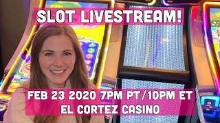 Slotlady live stream on Youtube.com