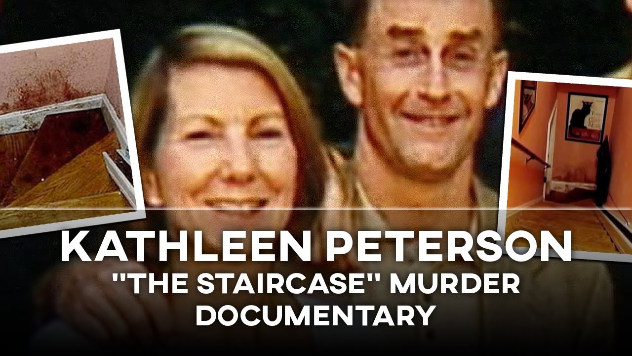 """Download """"THE STAIRCASE"""" - The Murder of Kathleen Peterson (Full 2020 HD Documentary)"""