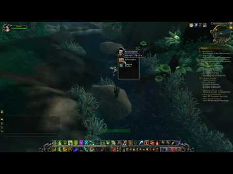 World Of Warcraft Catching The Seerspine Puffer Legion Fishing Guide