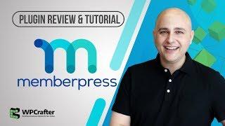 MemberPress مراجعة - كيفية إنشاء وورد عضوية الموقع 2019
