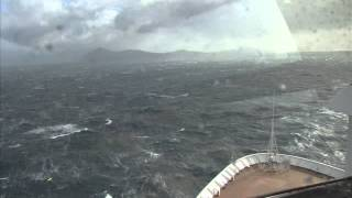 Cape Horn in storm East-to-West_on MsAmsterdam_2009.wmv