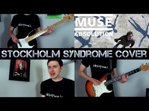 Muse - Stockholm Syndrome + All The Riffs (Cover)