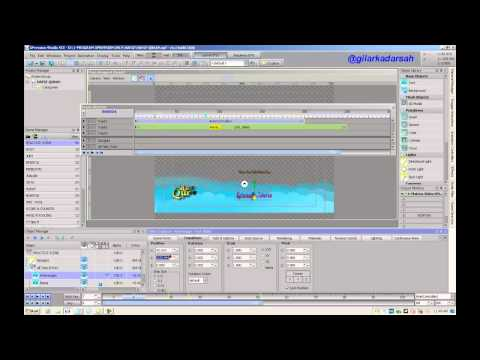 Xpression CG - Understand Animation and Group Animation