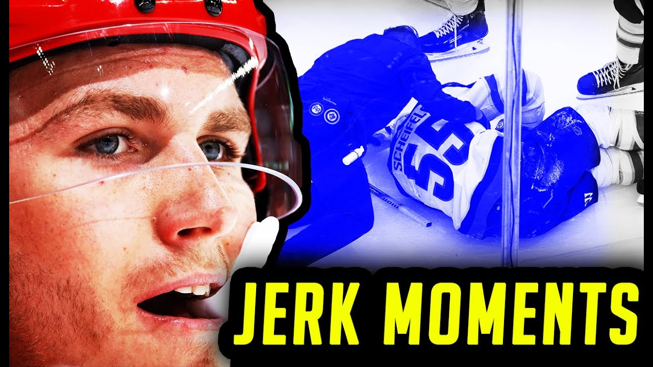 NHL/Top JERK Moments (Playoffs 2020)