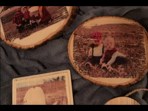 DIY Rustic Wood Pictures