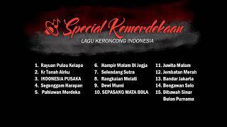 Gambar cover Lagu Keroncong Perjuangan Edisi Kemerdekaan Republik Indonesia