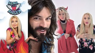 Alma de Ángel: Alma quiere hacer un trato con Dios | C8 - Temporada 1 | Distrito Comedia