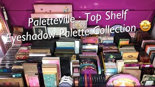 Paletteville : The Top Shelf Eyeshadow Palette Collection