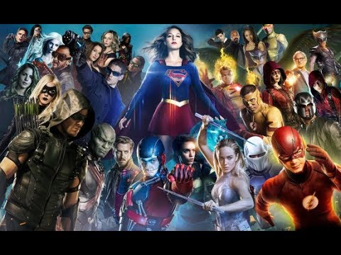 Image result for arrowverse