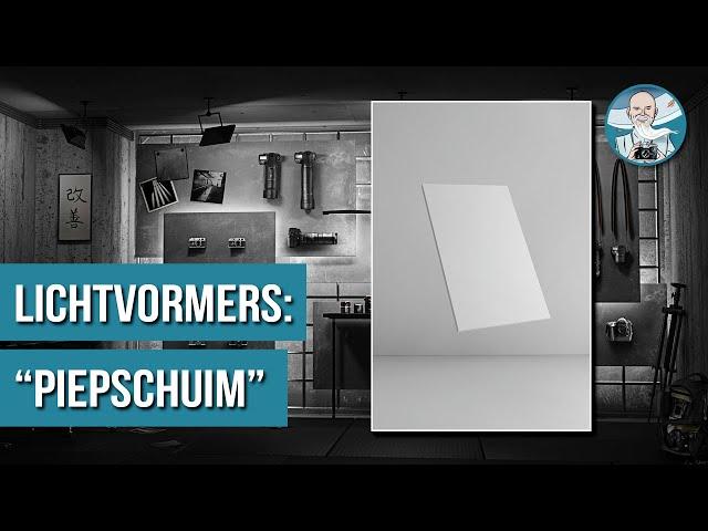Studiofotografie Lichtvormers -