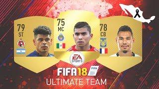 MI PRIMER EQUIPO EN FIFA 18!!! LIGA MX POR MENOS DE 5K #PRAYFORMEXICO