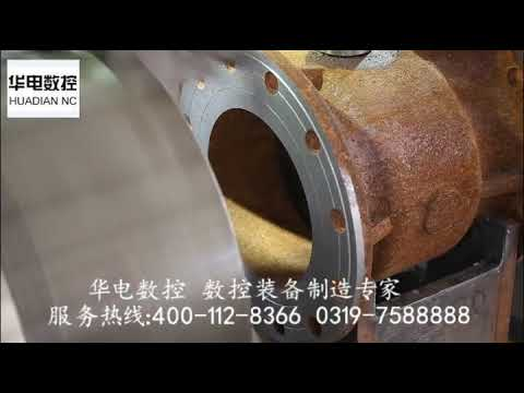 THREE FACE MILLING MACHINE FOR VALVE