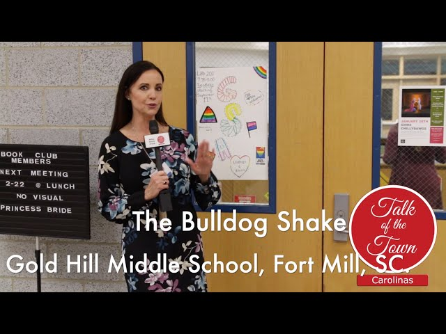 Gold Hill Middle School Bulldog Shake Competition