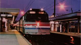 Amtrak F40PH Locomotive: A Dedication
