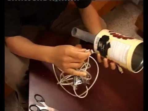 dotEdu - Membuat Antena Wifi Kaleng
